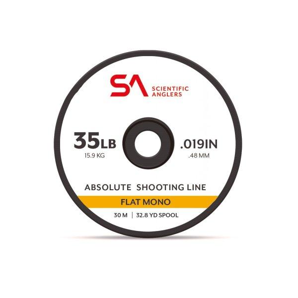 画像1: サイエンティフィック・アングラーズ アブソリュートシューティングライン フラットモノ Absolute Shooting Line Flat Mono (1)