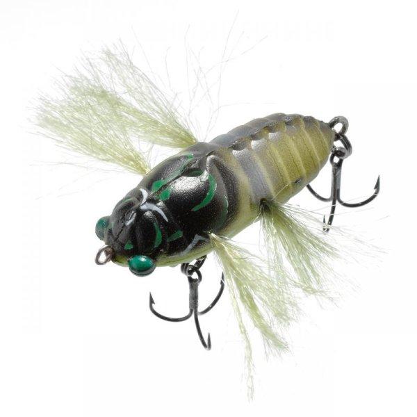 画像1: TIEMCO LURES ソフトシェルタイニーシケイダー Soft Shell Tiny Cicada (1)
